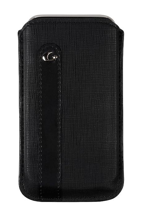 3 opinioni per Cellular Line Giottoslxlblackbk PULL Zipper XL Black