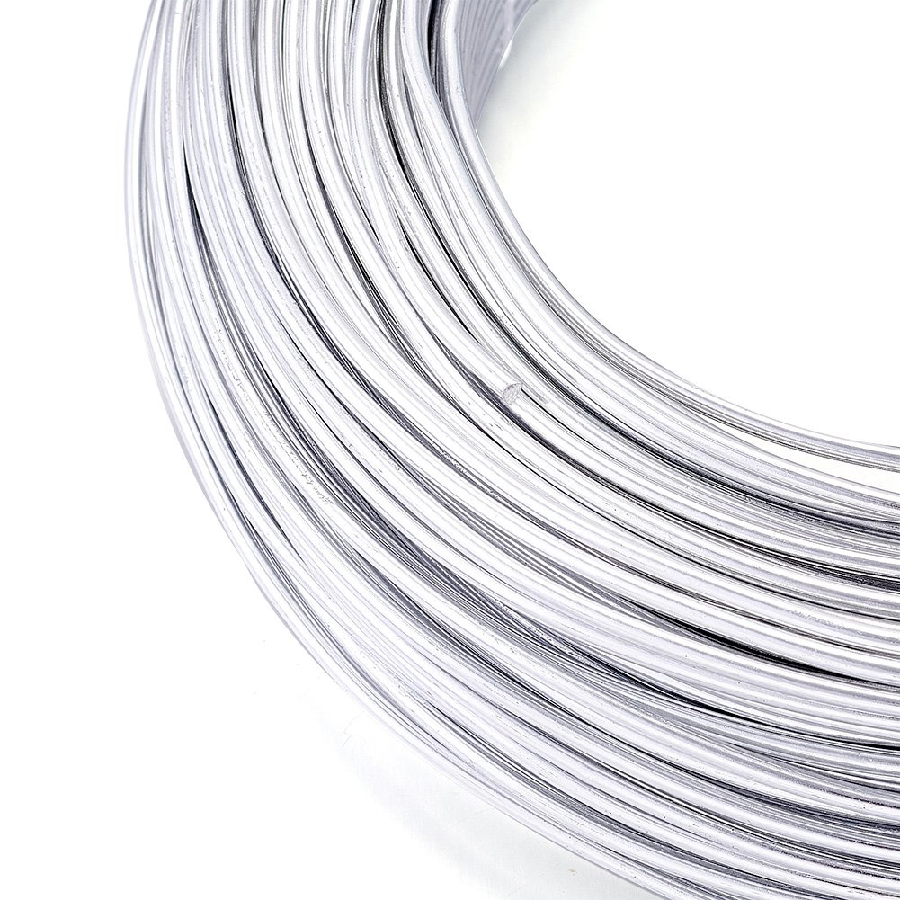 Awesome 8 Gauge Aluminum Floral Wire Gift - Simple Wiring Diagram ...