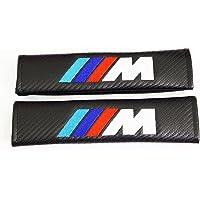 Car Seat Belt Cover Pads Shoulder Cushion set for BMW