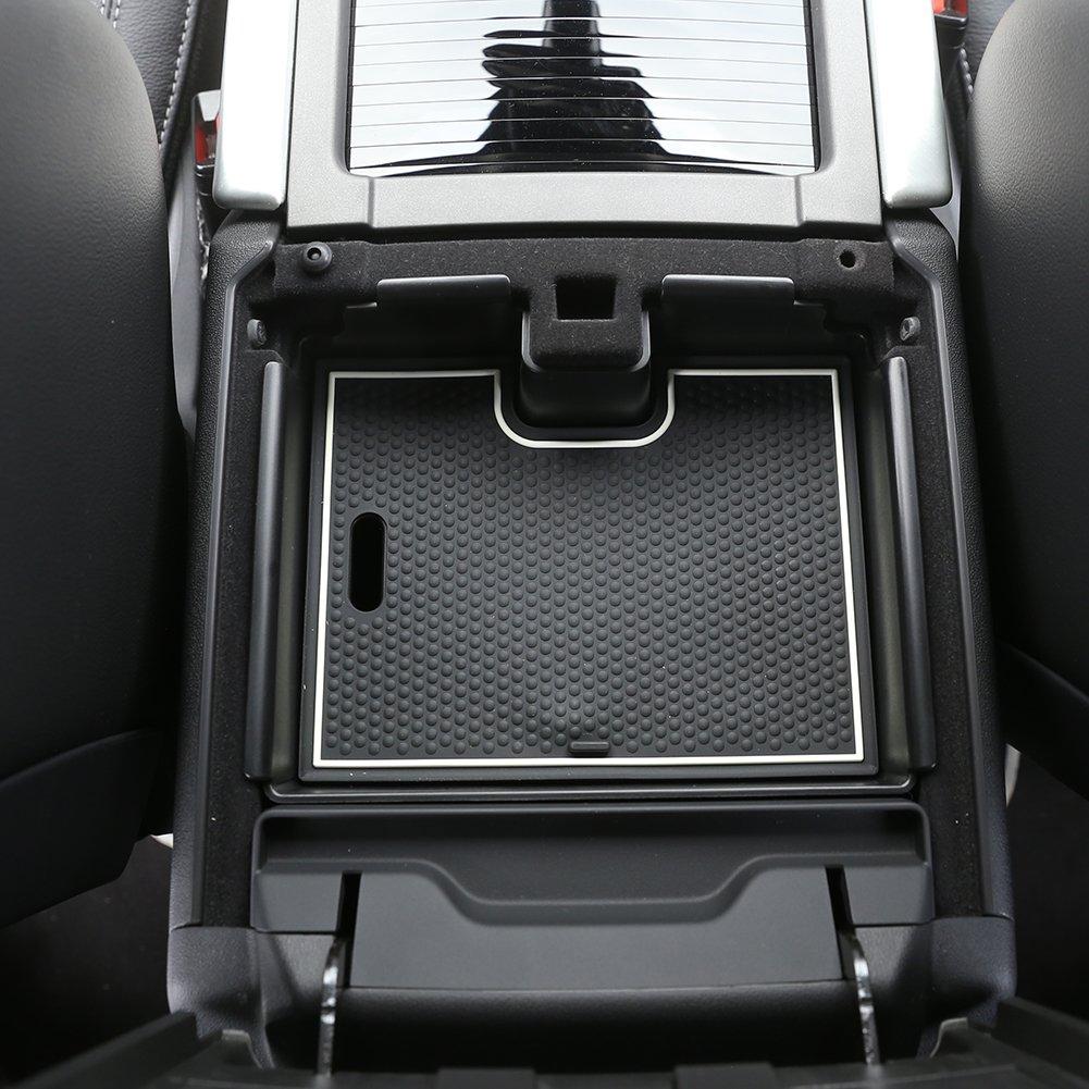 negro monederos abrigos o bolsas de la compra 2 unidades Winomo Ganchos para reposacabezas de coche con luz de flash organizador de asiento para colgar bolsos