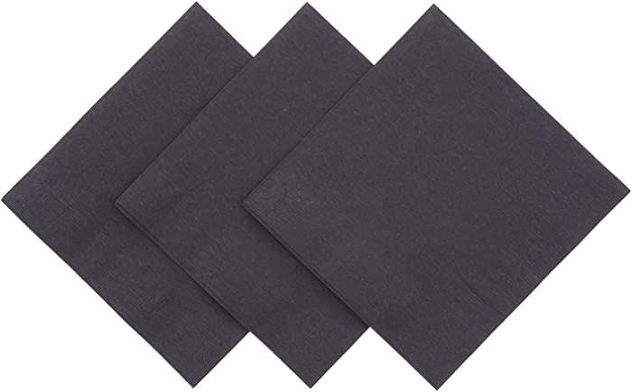 Top 10 Black Beverage Napkins 475