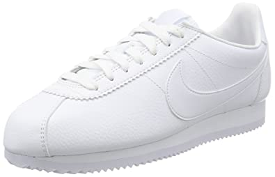 check out c228a ee299 Nike Men's Classic Cortez Leather Trainers