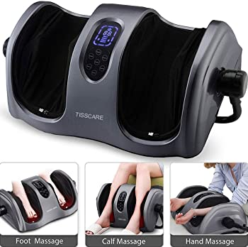 TISSCARE Foot Massager Machine