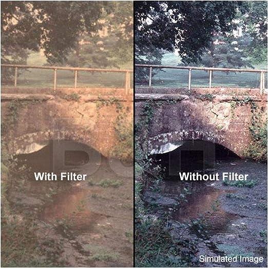Tiffen Filter 49mm Warm Pro Mist 3 Filter Kamera