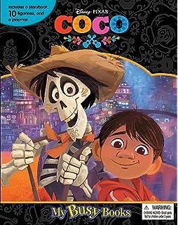 Disney/Pixar Coco My Busy Book