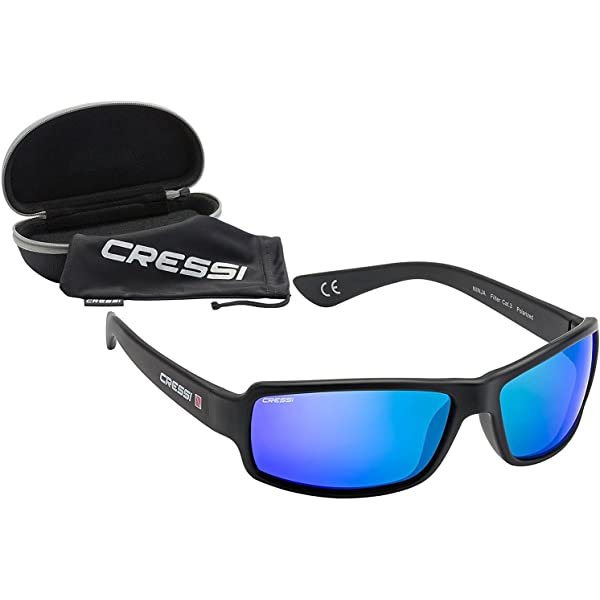 Cressi Rio Sunglasses Gafas de Sol Deportivo Polarizados ...