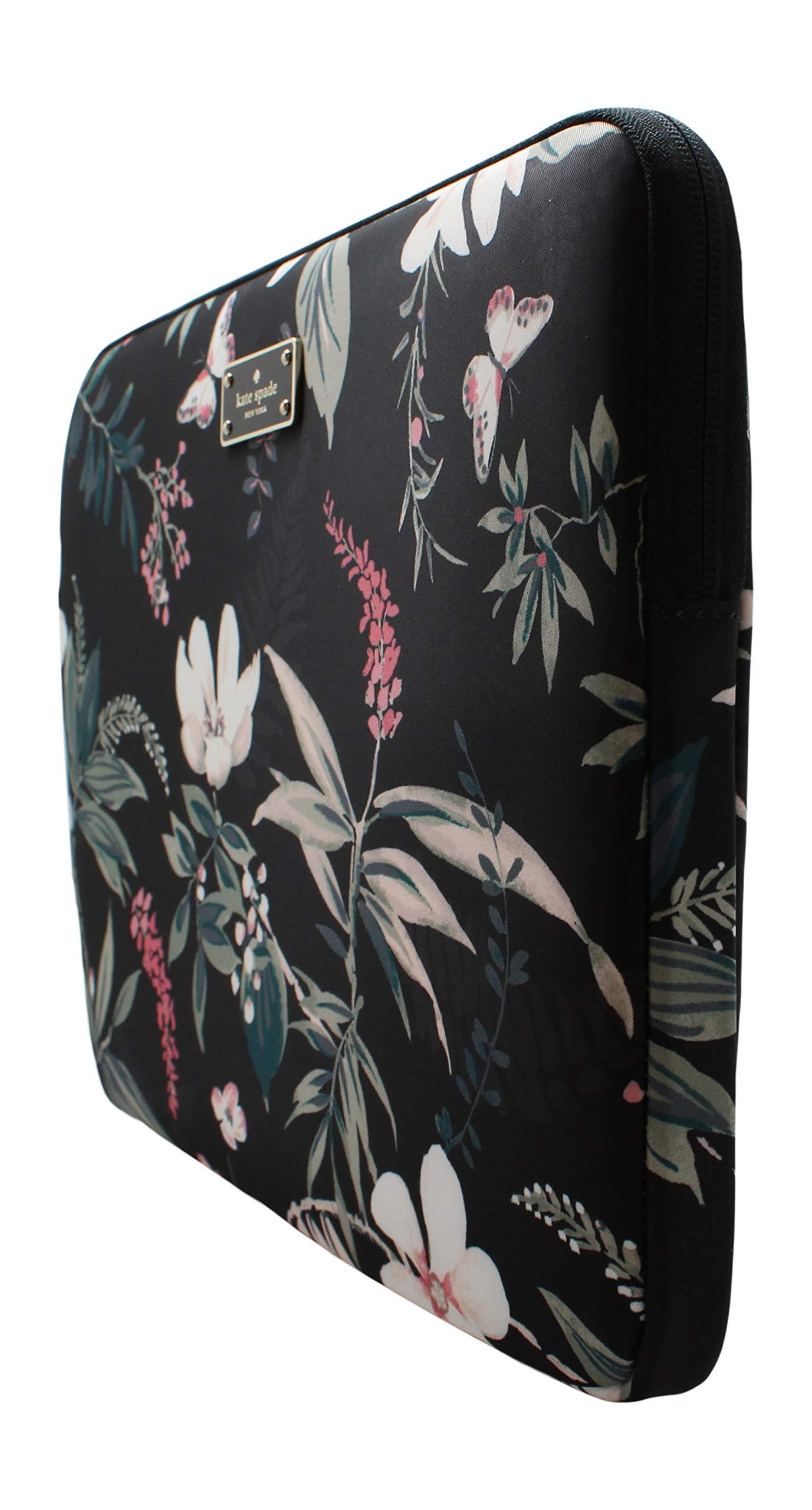 Kate Spade Wilson Rd Botanical Laptop Case Sleeve Black Multi 13'' by Kate Spade New York (Image #5)