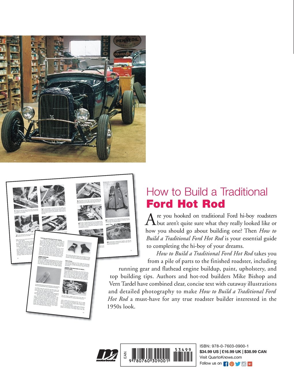 amazon it: how to build a traditional ford hot rod - mike bishop, vern  tardel, steve amos - libri in altre lingue