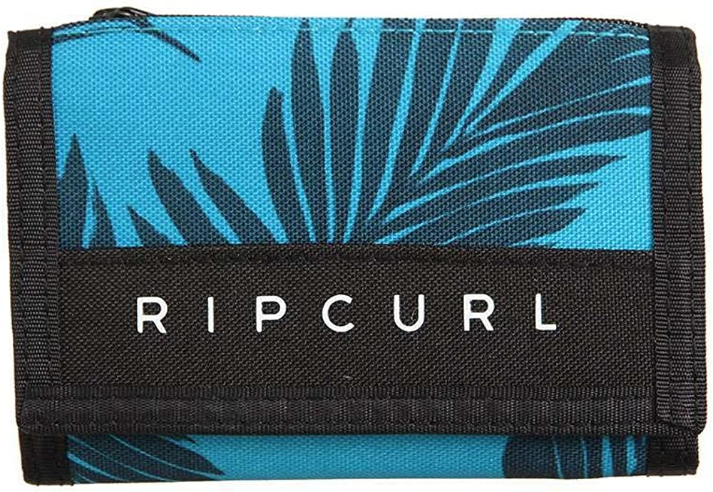 Rip Curl Surf Mix Polyester Wallet in Blue