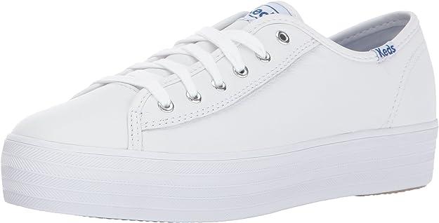 Triple Kick Leather Sneaker