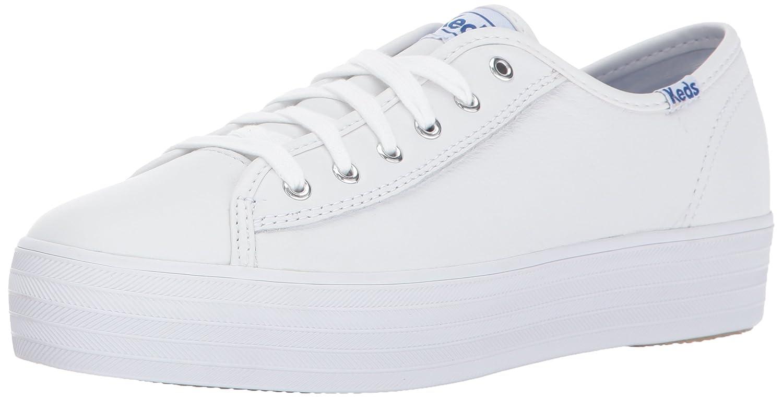 5ec772b6c0a24 Keds Women s Triple Kick Leather Sneakers  Amazon.ca  Shoes   Handbags