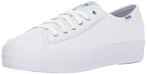 f6c18a3c69e Keds Women s Triple Kick Leather Sneakers  Amazon.ca  Shoes   Handbags