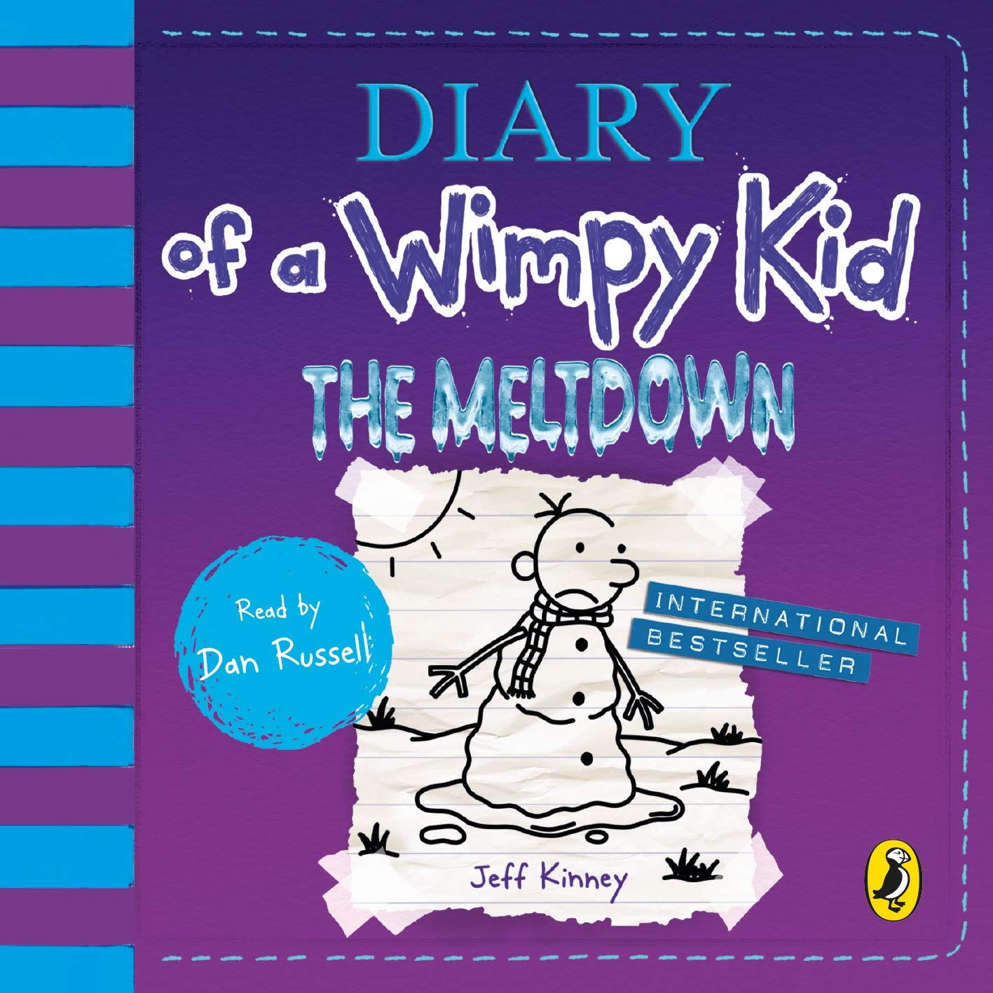 Diary Of A Wimpy Kid The Meltdown 9780241363072 Amazon Com Books