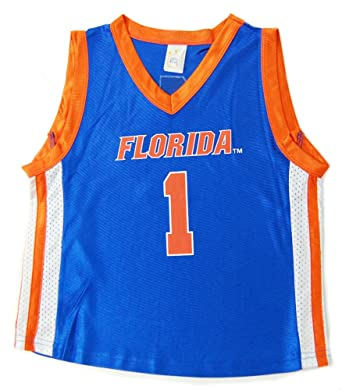 Little King NCAA Florida Gators Infant Toddler  1 Basketball Jersey (12  Months) 4df427672