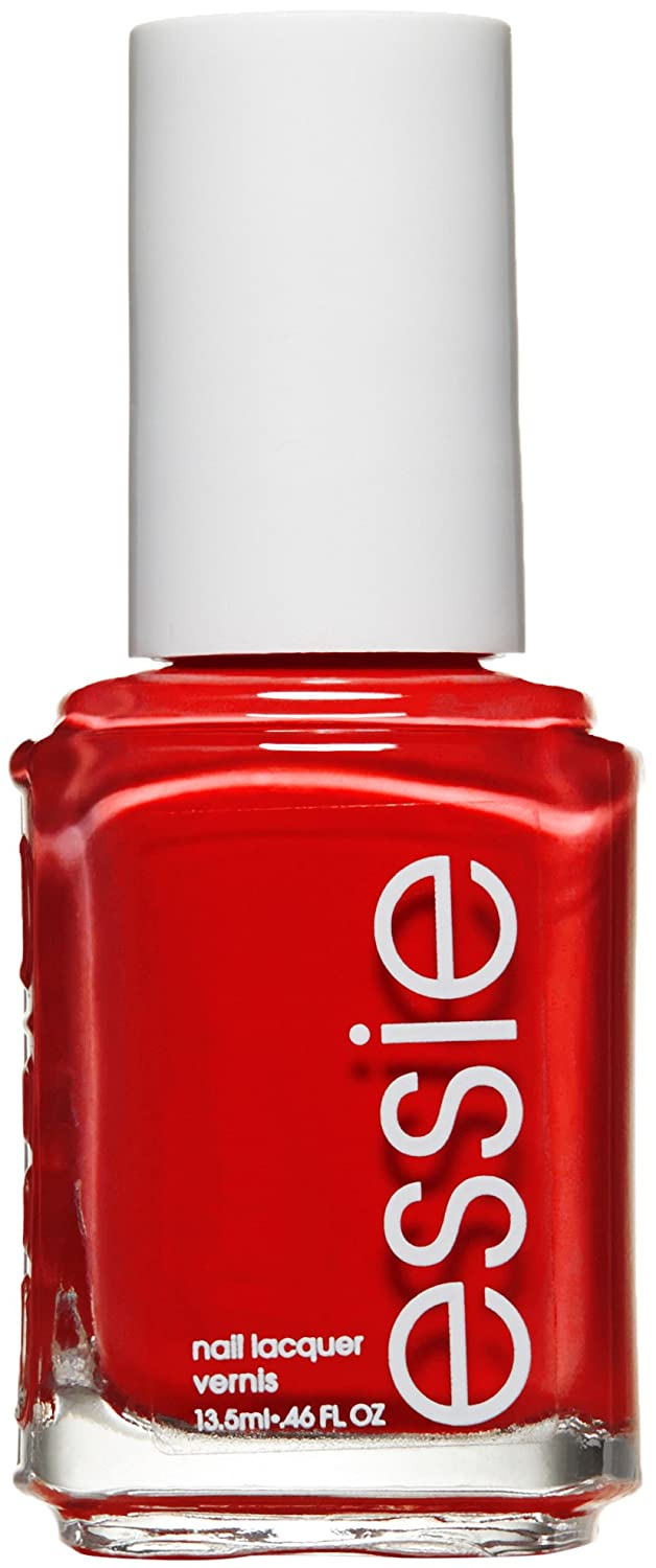 Amazon.com : essie nail polish, really red, red nail polish, 0.46 fl ...