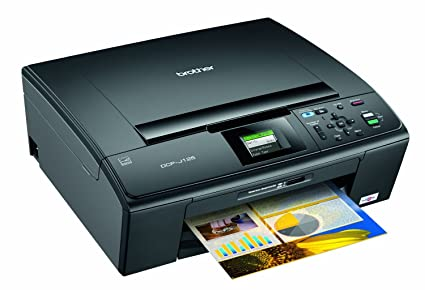 BROTHER DCP-J125 ALL-IN-ONE INKJET PRINTER DRIVER FREE
