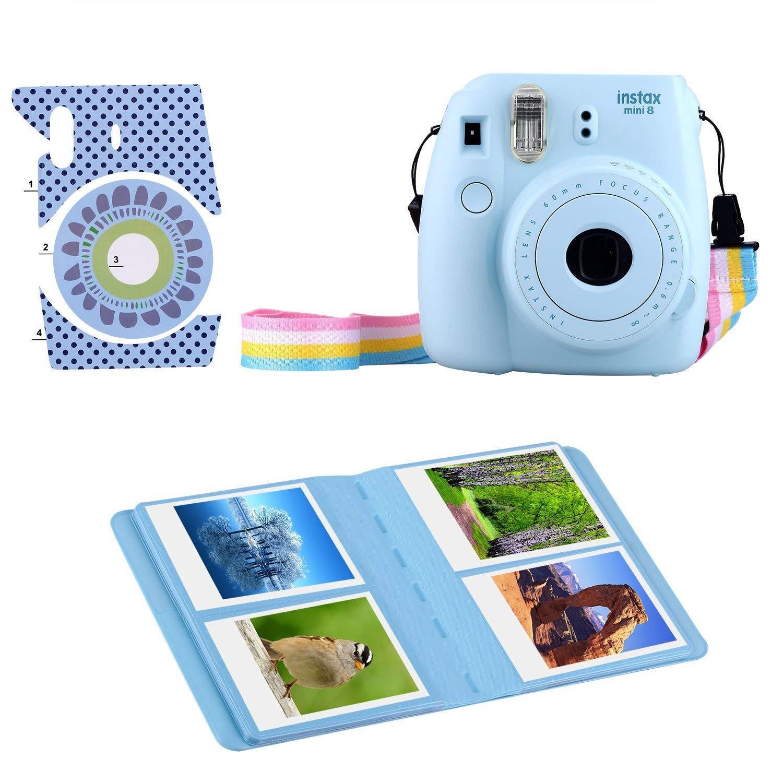 Galassia MOOKLIN 12 in 1 Fotocamera Accessori Bundles per Fujifilm Instax Mini 9//8+//8