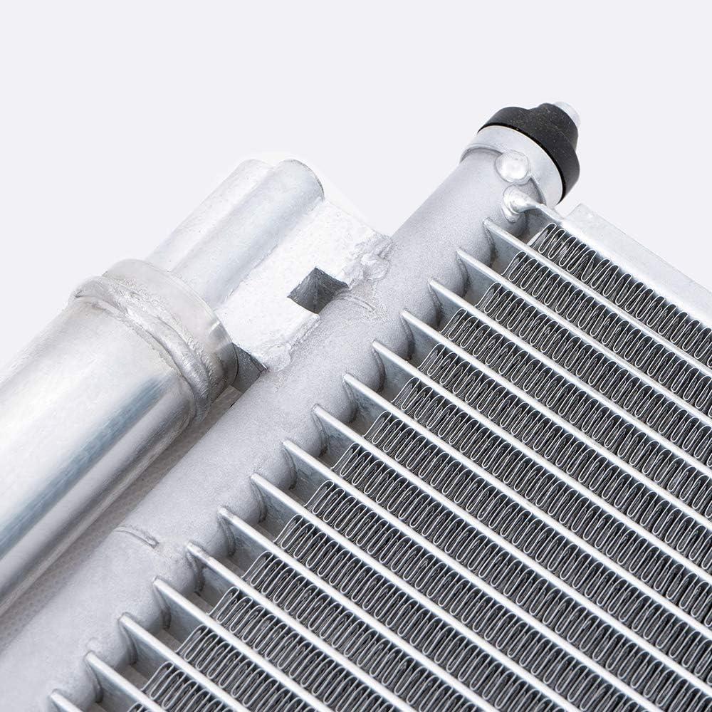 CHEDA A//C Condenser Compatible for Honda Accord Crosstour 2.4 L4 3.5L V6 2008-2015 Fast Free 3669 2009 2010 2011 2012 2013 2014