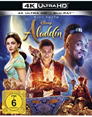 Aladdin (Live-Action) [4K Ultra HD]