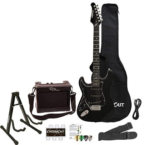 Sawtooth ES Series - Guitarra eléctrica para principiantes con ...