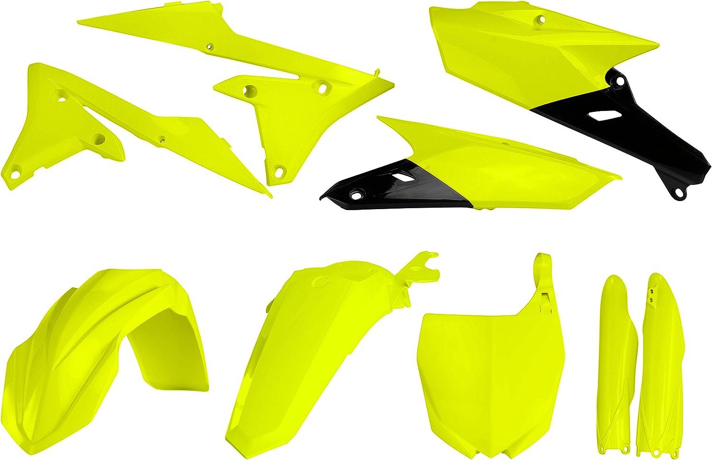 2374184310 FULL PLASTIC KIT FLUORESCENT YELLOW