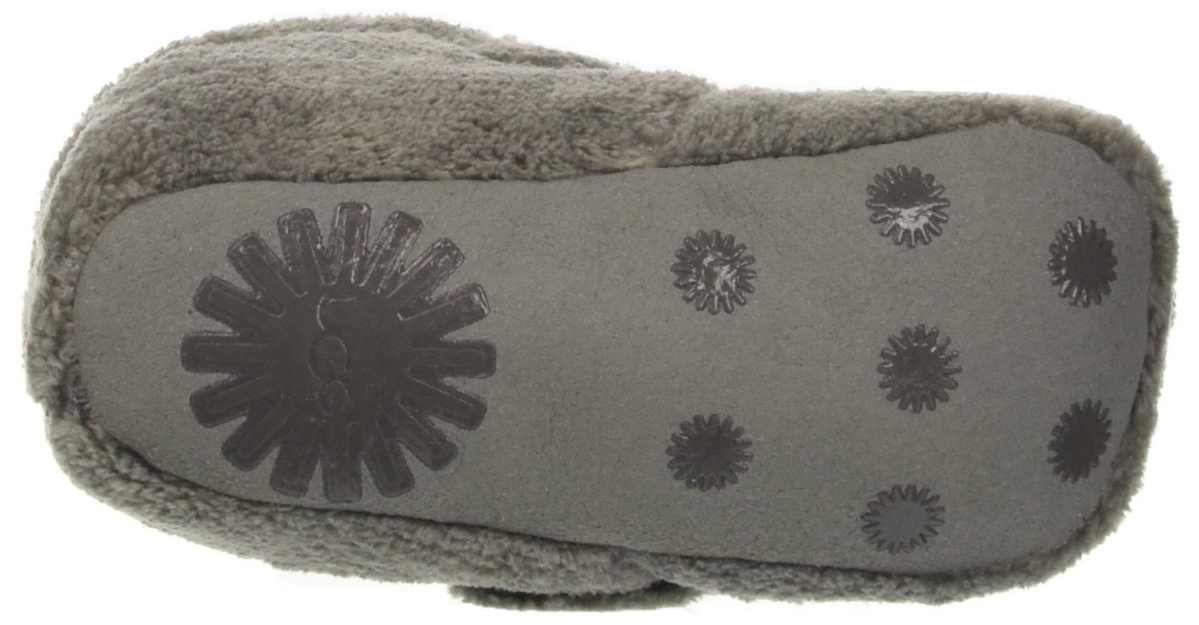 UGG Unisex Bixbee Bootie (Infant/Toddler), Charcoal, 2/3 (6-12 Months) M by UGG (Image #3)
