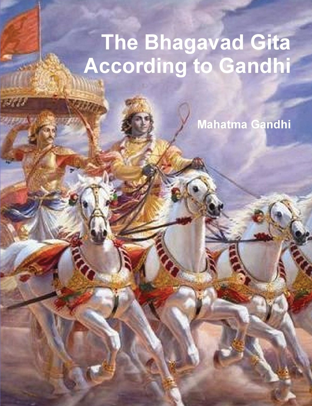 Amazon. Com: the bhagavad gita according to gandhi: with linked.