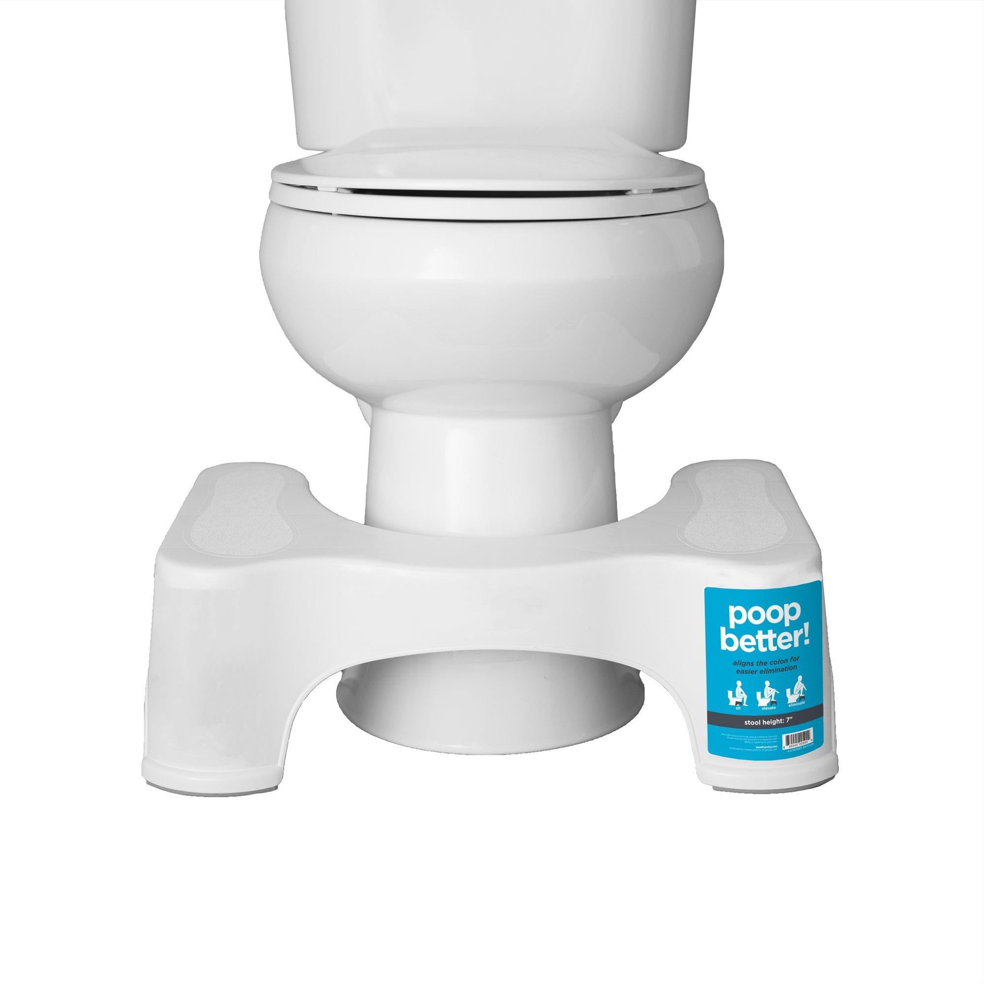Galleon Squatty Potty The Original Bathroom Toilet Stool