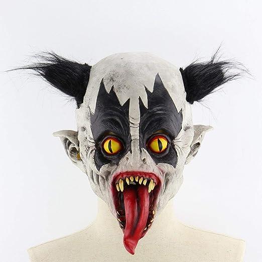 Tanxinxing Máscara de Halloween principal explosiva de la boca de ...