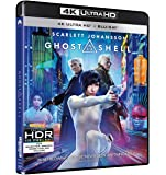 Ghost in the Shell (Blu-Ray 4K UltraHD + Blu-Ray))