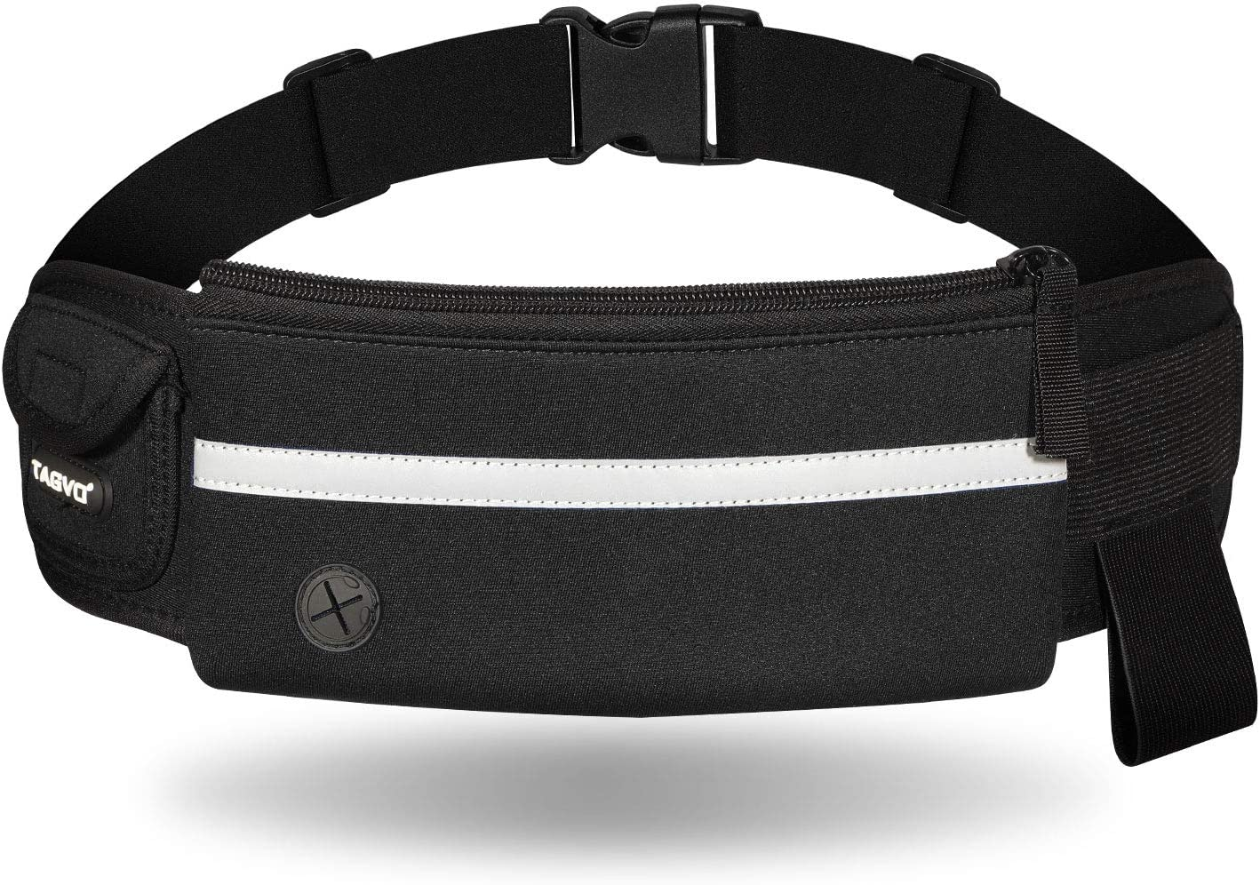 GYM TRAVEL SPORTS ACTIVE WAIST BELT FANNY PACK For Huawei nova 5T