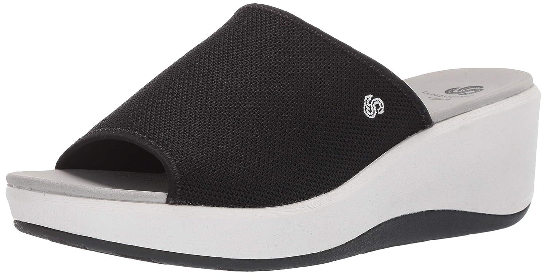 b1683c225d3a Amazon.com  CLARKS Women s Step Cali Bay Sandal  Shoes
