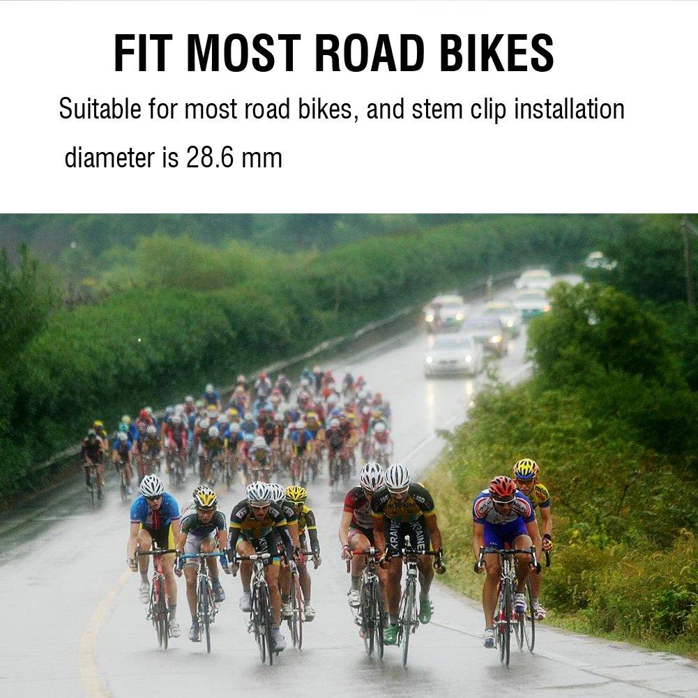 Full T700 Carbon Fiber Road Bike Handlebar,Racing Bike with Non-Slip Handle