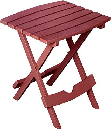 Adams Manufacturing 8500-95-3700 Plastic Quik-Fold Side Table