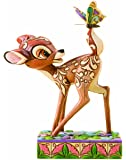 Disney Traditions by Jim Shore 4010026 Bambi Personality Pose Figurine 4-3/4-Inch