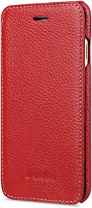 Melkco Premium Leather Face Cover Book Type Case for Apple iPhone 8 / iPhone 7 (4.7
