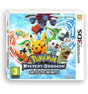 Pokemon ranger guardian signs nintendo ds nintendo ds amazon pokemon mystery dungeon gates to infinity nintendo 3ds aloadofball Gallery