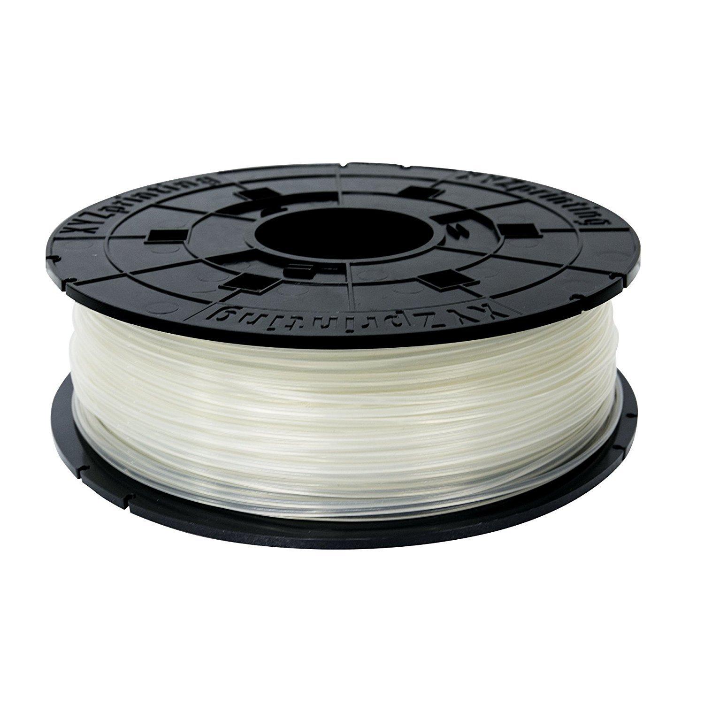 XYZprinting RFPLBXEU01F Recambio PLA, 600 g, para impresión 3D color Natural