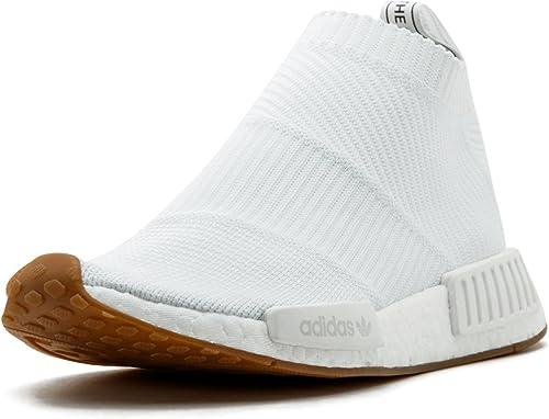 adidas NMD CS1 PK 'Gum Bottom' BA7209: ADIDAS: