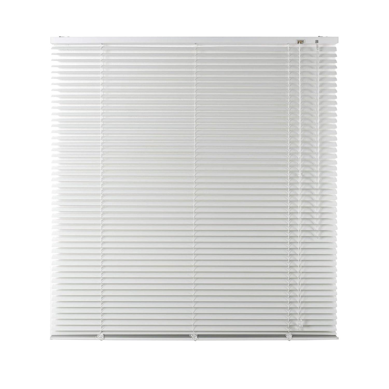 Aluminium-Jalousie wei/ß B60cm x H130cm Liedeco