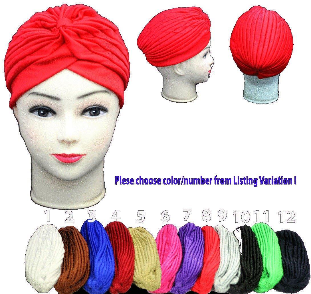 Moda SystemsEleven carenesse peinado estilo indio contraflujo damas quimio cubierta de la cabeza som...