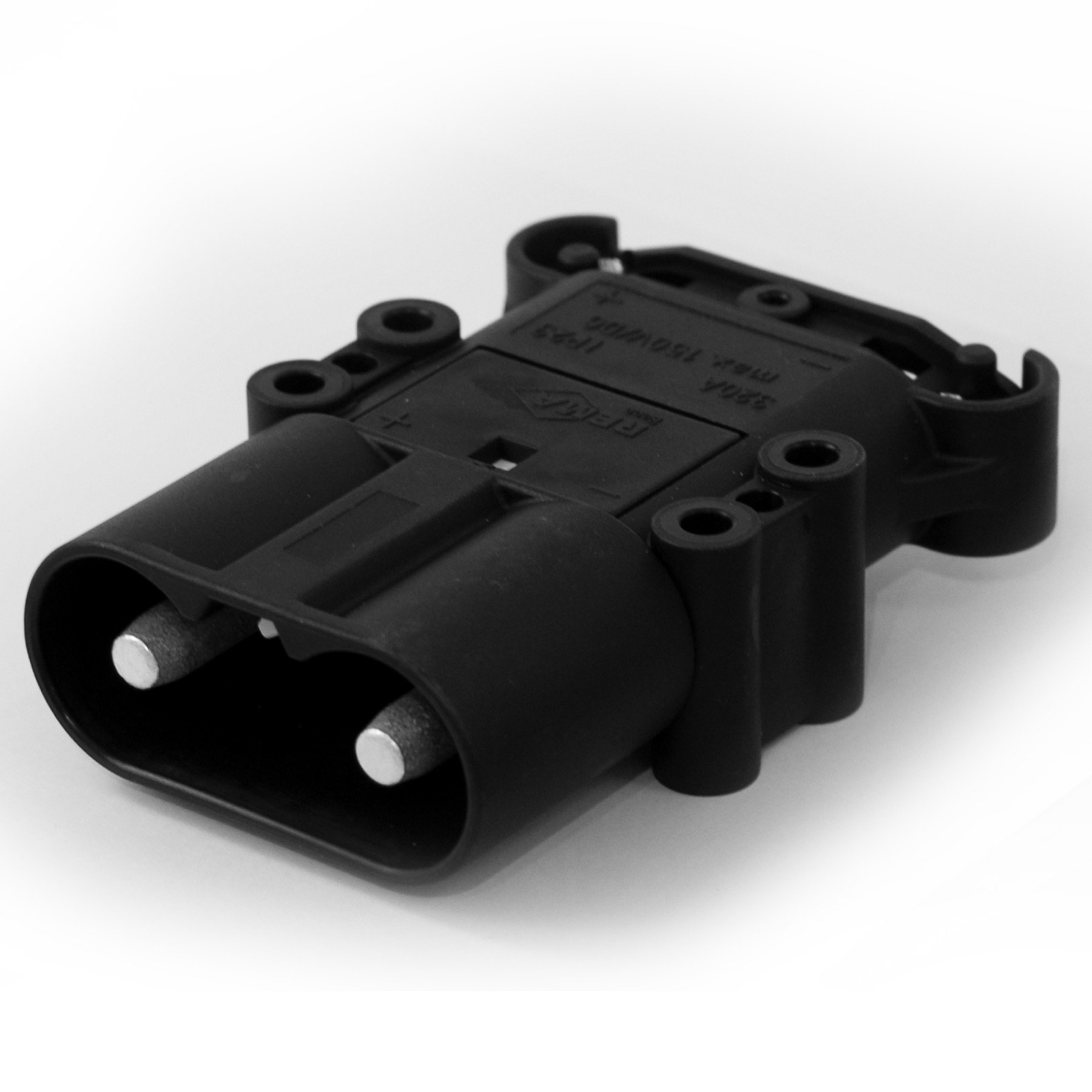 REMA 320A charger & vehicle connector with 50mm2 main contacts, Max. 150V/320A, Sold by OEM Xpress by Rema (Image #1)