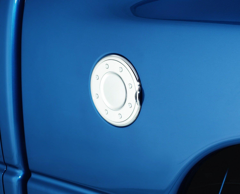 Auto Ventshade 688774 Chrome Fuel Door Cover