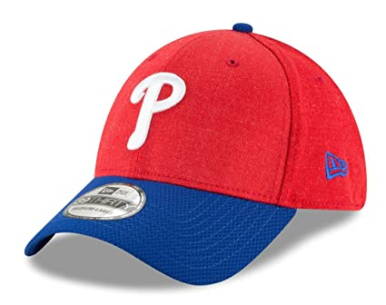 online store fcce7 364d9 Image Unavailable. Image not available for. Color  New Era Philadelphia  Phillies MLB 39THIRTY Team Change Up Flex Fit Hat