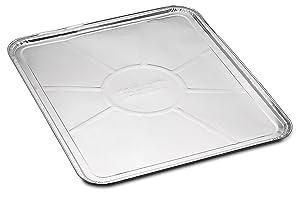 DCS Deals Disposable Foil Liners Set of 10 18.5x15.5