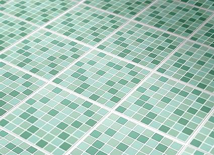 Adesivi per piastrelle confezioni con 24 piastrelle 20 x 20 cm