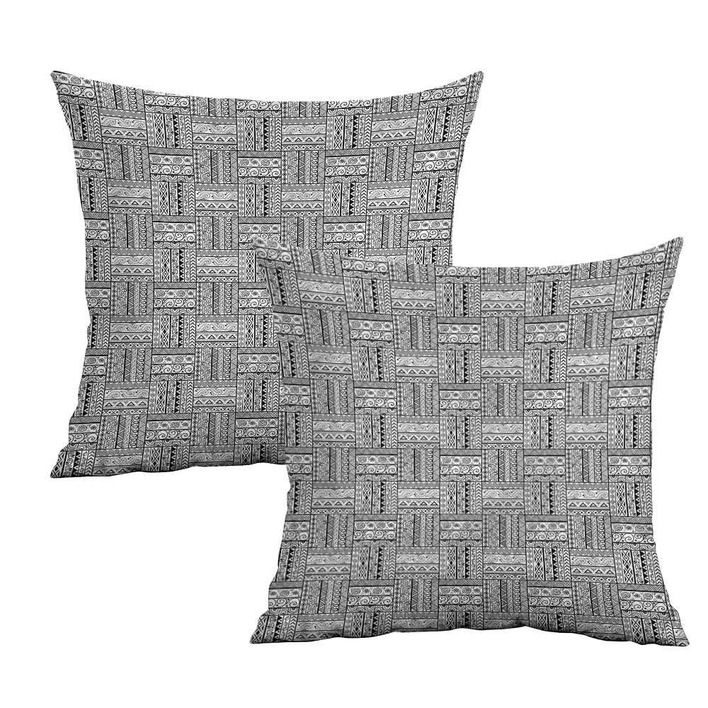 Amazon.com: Khaki Home - Funda de almohada para sofá ...