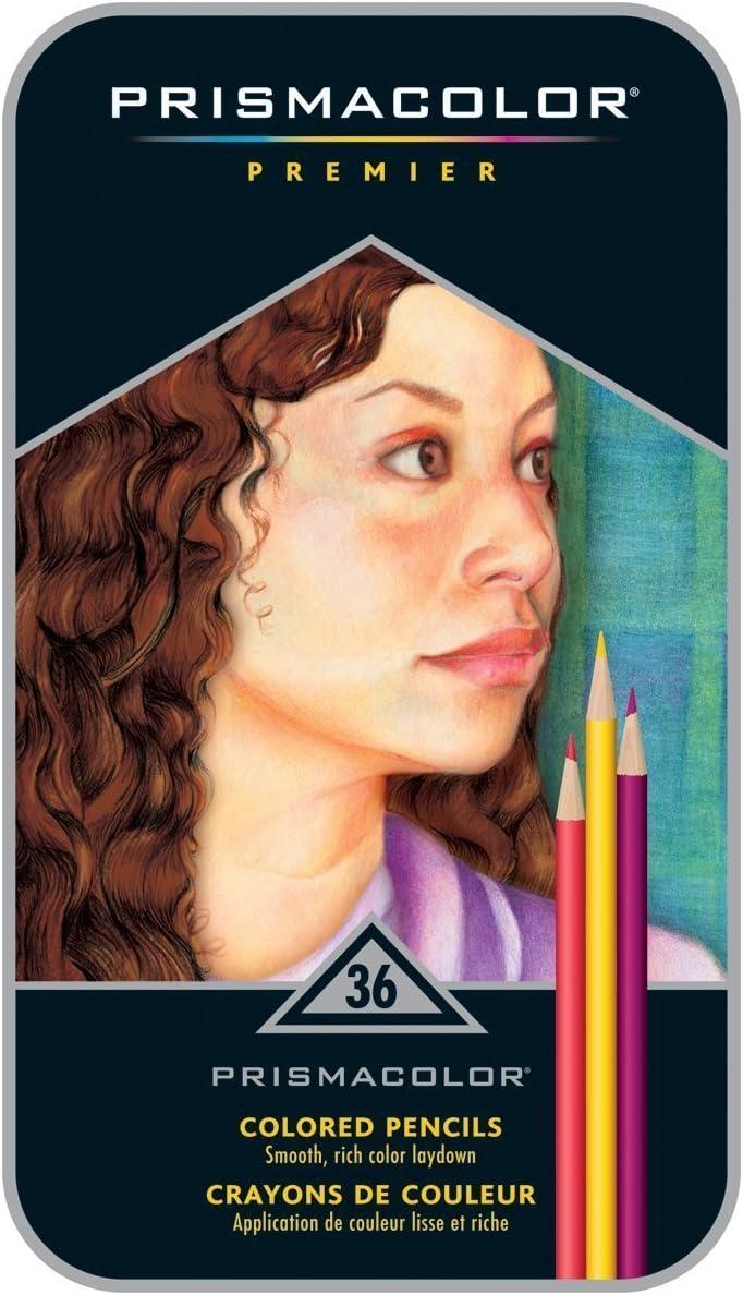 72 Farben Prismacolor Premier Buntstifte Crafts Soft Core Drawing