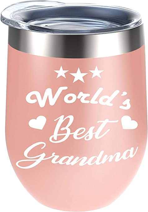 Amazon Com World S Best Grandma Mother S Day Gifts For Grandma