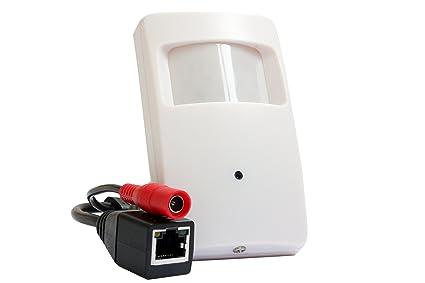 Sensor de movimiento ELP 1.0megapixel estilo objetivo estenopeico Mini diseño de Luca Johnson UK compatible